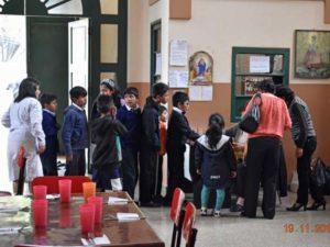 Bezoek aan Comedor Infantil, november 2018